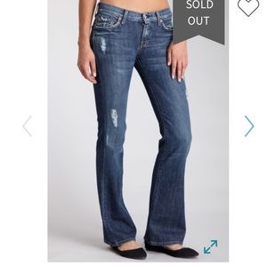 Women's 7 For All Mankind Bootcut Jeans